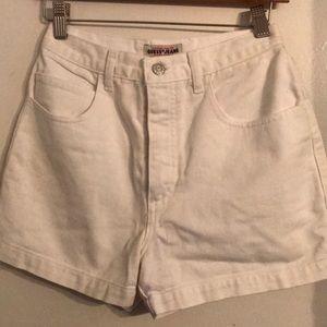 Women's vintage Guess shorts